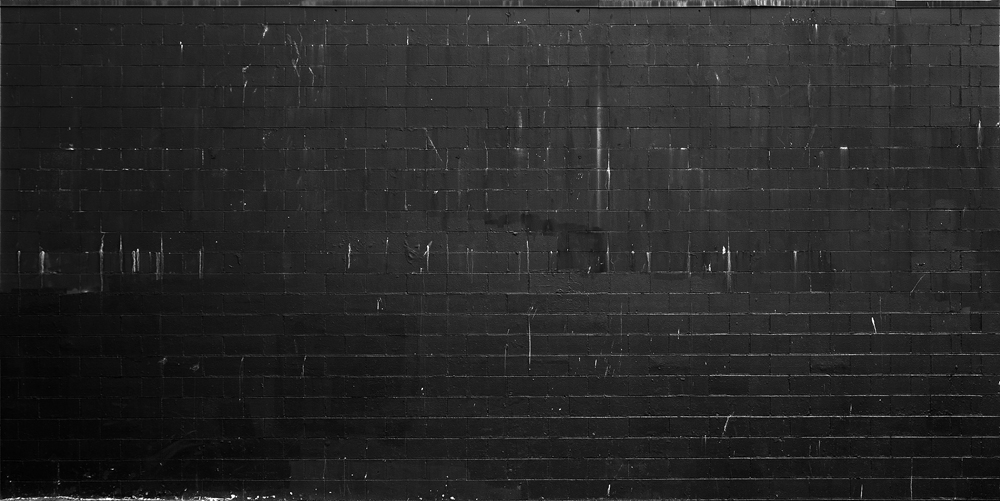 Black Building White Writing